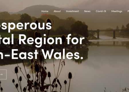 Cardiff Capital Region homepage image